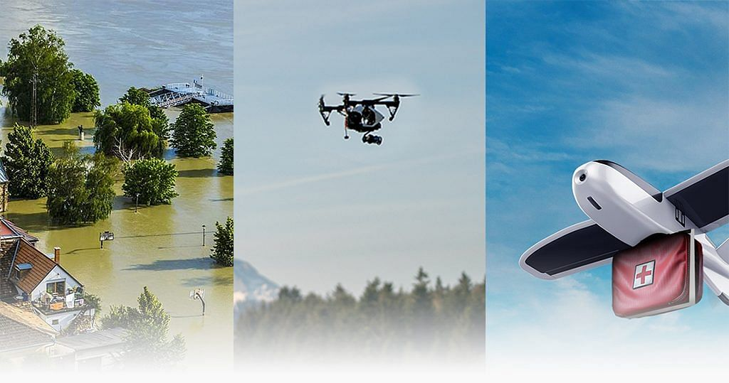 drones for disaster response
